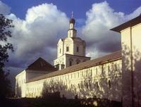 Спасский собор Андроникова монастыря