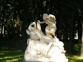 Эрос и Психея (Санкт-Петербург, летний сад)