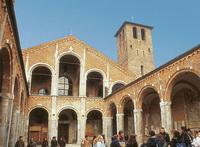 Церковь Сант-Амброджо