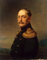 Портрет императора Николая I (Орас Верне)