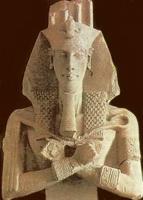 Фараон Аменхотеп IV