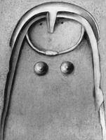 Схематическое изображение женщины