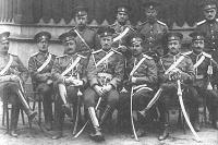 Молодые офицеры 1-ой мировой войны
