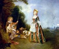 Танец (А. Ватто, 1716-1718 г.)