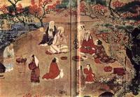 Живопись XVI века в стиле школы Кано