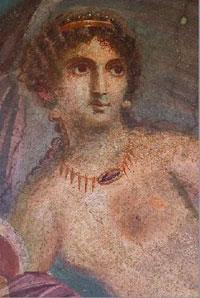 Афродита Анадиомена (фрагмент)