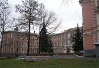 Тимирязевская академия 15-й корпус