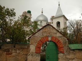 Церковь в Бехово близ Поленово