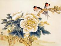 Традиционная китайская живопись