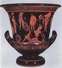 Истребление Ниобидов (455-450 г. до н.э.)