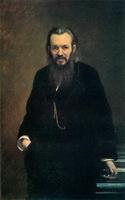 Портрет Алексея Сергеевича Суворина