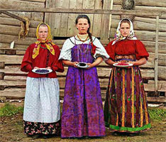 Русский этнос