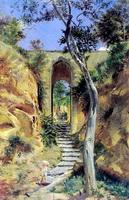Мост в Вико (Н.Н. Ге, 1858 г.)