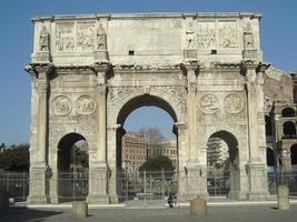 Триумфальная арка Константина (Рим)