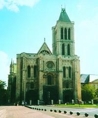 Базилика в Сен-Дени