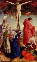 Распятие Христа,Кампен Робер