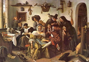 Кавардак (Ян Стен, 1662 г.)