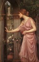 Психея заходит в сад Купидона (1904 г.)