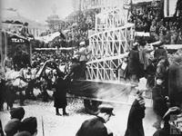 Модель памятника III Интернационала (В.Е. Татлин, 1919-1920 г.)