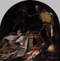 Хуан де Вальдес Леаль. В мгновение ока. 1672 год