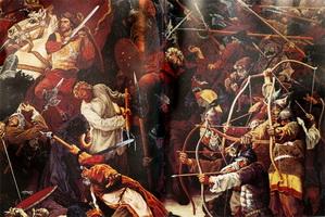 Кто к нам с мечом придет, от меча и погибнет (С. Присекин)