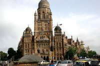 Здание Индо-Сарацинского стиля