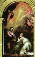 Благовещение (А. Кано, 1652-1653 г.)