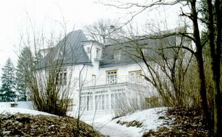 Жилой дом в Борке (Поленово)
