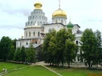 Здание Храма с ротондами