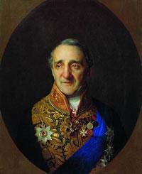 Портрет Христофора Екимовича Лазарева