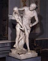 Дедал и Икар (Антонио Канова)
