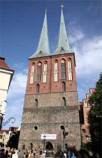 Церковь Николайкирхе