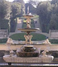 Дворец Питти (сад Боболи)