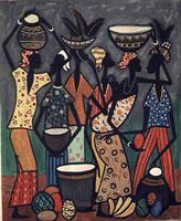 Жизнь африканских женщин (Пото-пото)