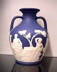 Портлендская ваза (Дж. Веджвуд)