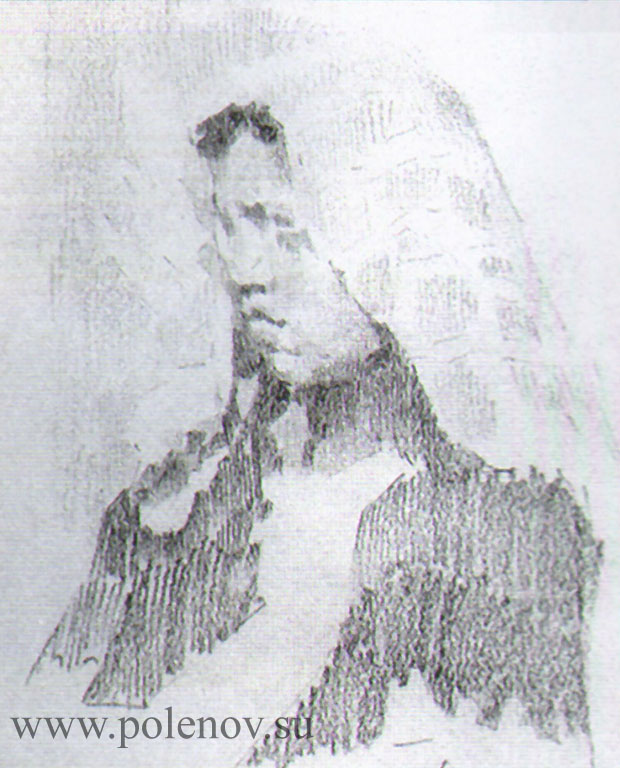 Женщина в восточном покрывале