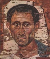 Портрет пожилого мужчины (энкаустика, I век)