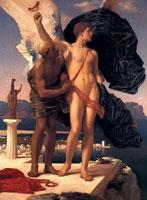 Дедал и Икар (Ф. Лейтон)
