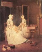 Прачка (Ж.-Б. Шарден, 1730-е г.)