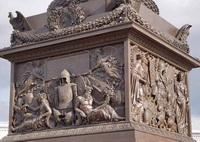 Барельеф колонны
