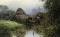 Старя мельница. 1880