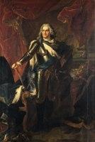 Портрет короля Августа II