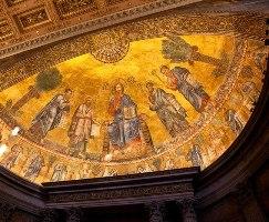 Базилика Сан-Паоло-фуори-ле-Мура, Рим, Италия
