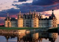 Замок Шату де Шамбор (Франция)