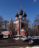 Храм Ризоположения на Донской