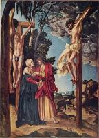 Распятие Христа,Кранах-старший Лукас