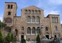 Базилика Святого Димитрия - пятинефная христианская базилика