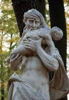 Сатурн. Статуя Летнего сада