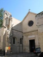 Церковь Сен-Жюльен-ле-Повр
