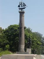 Ростральная колонна